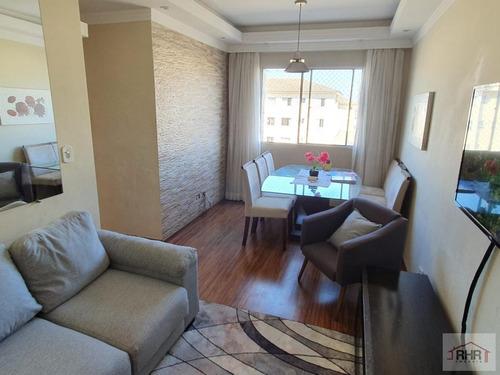 Imagem 1 de 15 de Apartamento Para Venda Em Mogi Das Cruzes, Vila Bela Flor, 2 Dormitórios, 1 Banheiro, 1 Vaga - 1017_1-2011744
