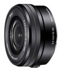 Lente Sony 16-50mm 3.5-5.6 Nova