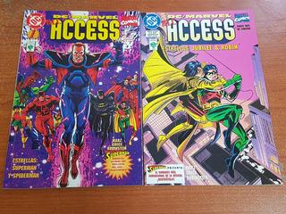 Marvel / Dc All Access Editorial Vid