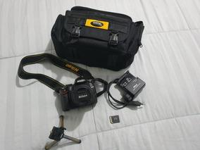 Camera Nikon D5000 Estado De Novo