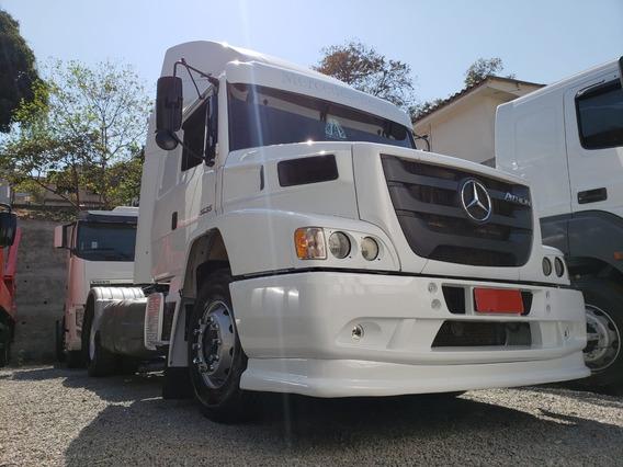 Mercedes Mb 1635 4x2 Ano 2014 Toco Com Ar Condicionado