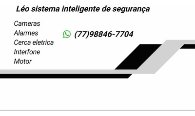 Léo Sistema Inteligente De Segurança