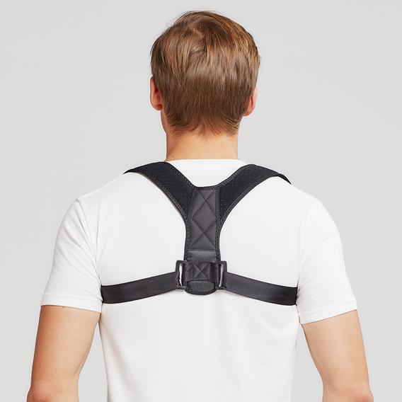 Corrector De Postura Faja De Espalda Ajustable Unisex