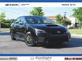 Subaru Wrx Sti 2019 0km (brembo, Recaro)