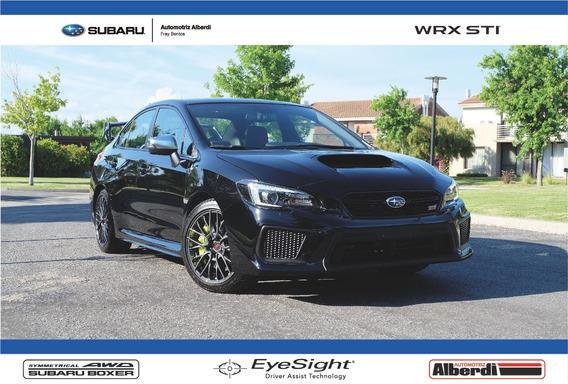 Subaru Wrx Sti Turbo Integral 2021 0km (brembo, Recaro)