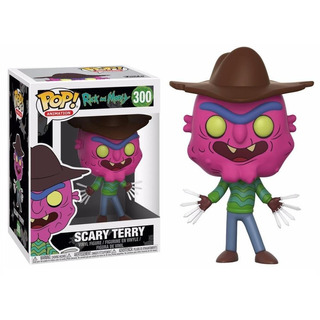 Funko Pop! Tv Animation Rick And Morty Scary Terry