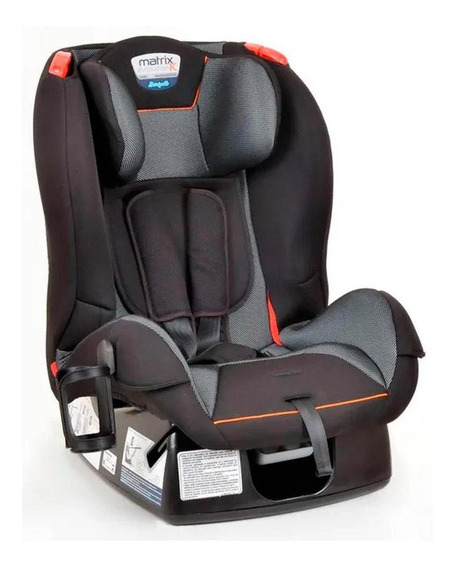 Cadeira Para Auto Matrix Evolution K Cyber Orange- Burigotto