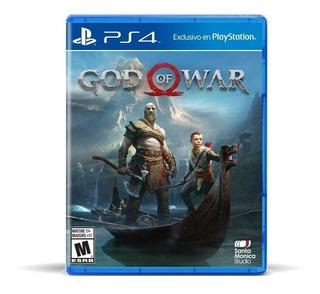 .:: God Of War 4 ::.. Para Playstation 4 Start Games A Meses