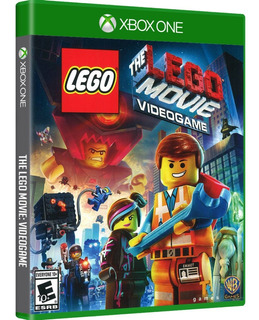 The Lego Movie Videogame Xbox One Nuevo Fisico Od.st