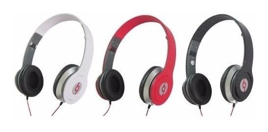 Fone De Ouvido Style Beats Headfone Várias Cores