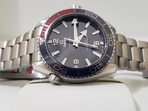 Relógio Omega Planet Ocean Especial