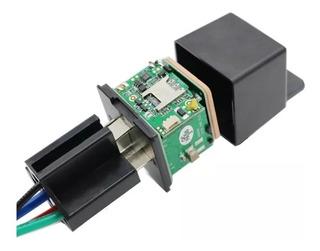 Rastreador Bloqueador Veicular Gps Rele Lk720