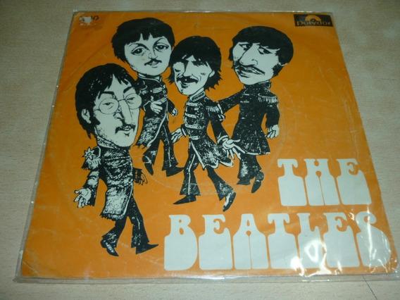 The Beatles No Es Ella Dulce Llora Por Una Sombra Simple 7