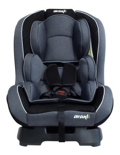 Butaca infantil para auto Avanti Flyer gris y negro