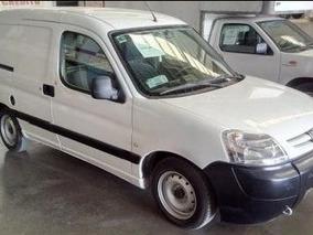 Peugeot Partner 1.6 Diesel Año 2010