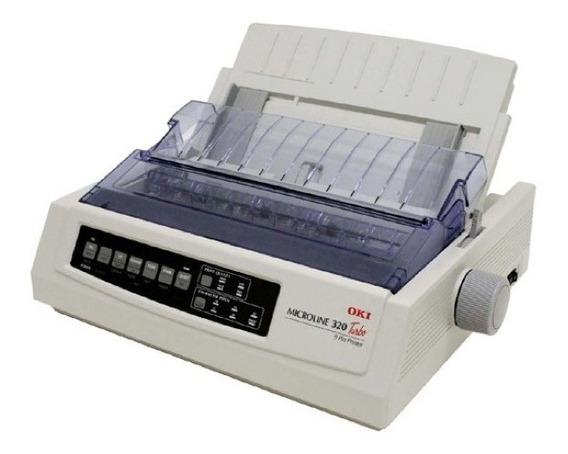 Impressora Matricial Ml-320t Microline 320 Turbo Okidata