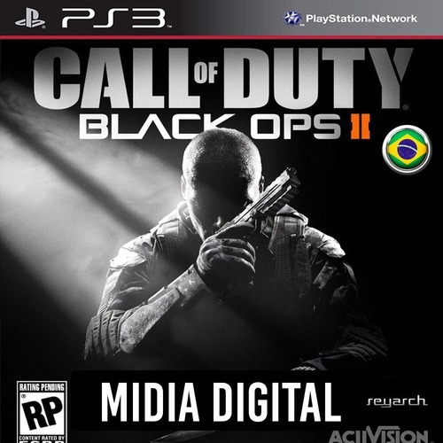 Ps3 Psn* - Call Of Duty Black Ops 2 + Dlc Revolution