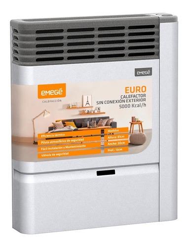 Imagen 1 de 5 de Calefactor Emege 5000 Calorias Ce3150st Sin Salida - Cuotas