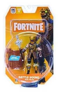 Fortnite - Battle Hound Articulado 10cm Original - Fnt0071