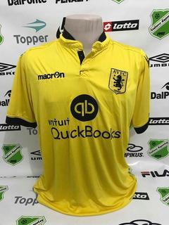 Camisa Oficial Aston Villa-ing Away Tamanho Gg