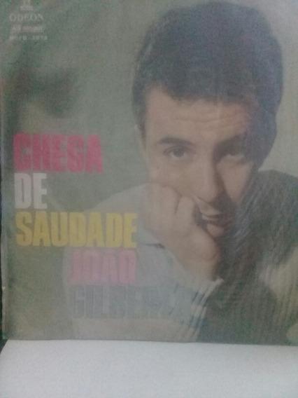 Lp - João Gilberto / Chega De Saudade