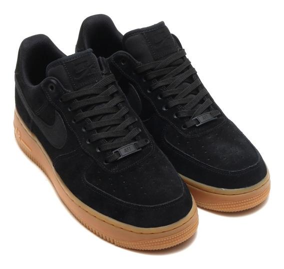 Nike Air Force 1 Lv8 Suede Black. Entrega Inmediata !