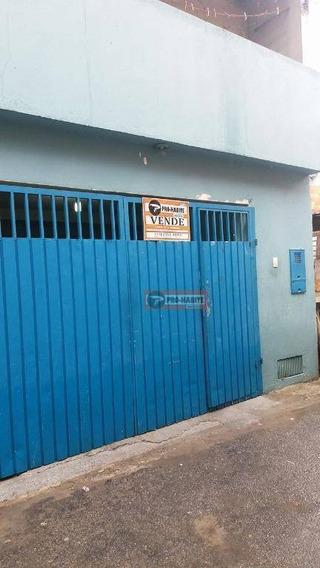 Casa 190m² - 4 Dorm - Ferraz De Vasconcelos - Ca0226