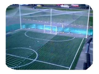 10.m2 Red Cerramiento Perimetral Contencion Cancha Futbol