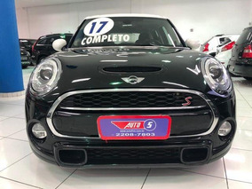 Cooper 2.0 S Top 16v Turbo Gasolina 4p Automático