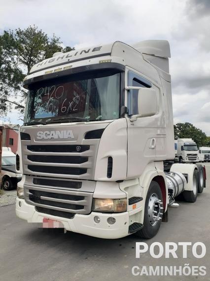 Scania 124 420 Completa Teto Alto !!!!!!!!!!!