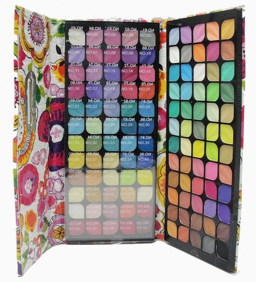 Paleta De Sombras X 120 Colores Miss Doozy
