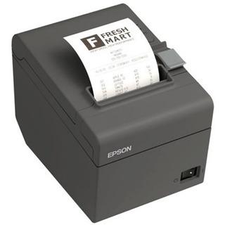 Impresora Ticket Epson Tm-t20 Ii Usb Serial Termica Comanda