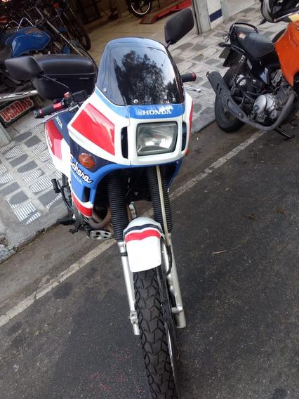 Honda Nx Sahara/ 350cc/ótimo Estado Troco Moto Menor Valor