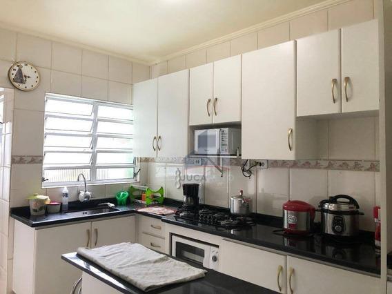 Apartamento Duplex Com 3 Dormitórios À Venda, 101 M² Por R$ 660.000 - Jardim Pedroso - Mauá/sp - Ad0005