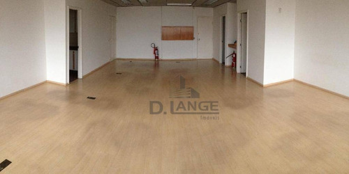 Sala Para Alugar, 79 M² Por R$ 3.714,50/mês - Centro - Campinas/sp - Sa1097