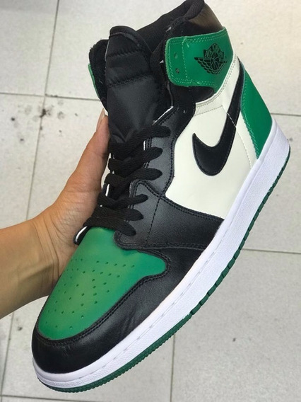 Tenis Jordan 1 Verde