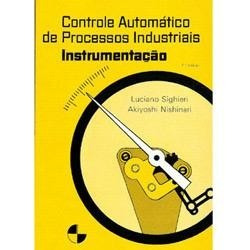 Controle Automático De Processos Industriais -instrumentação