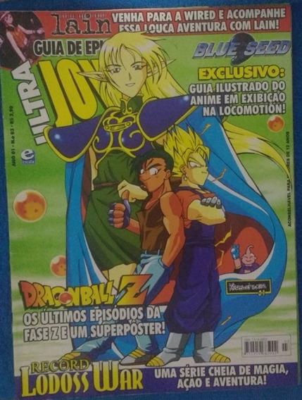 Revista Ultra Jovem Edição Ano 01 N° 03