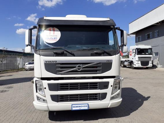 Volvo Fm 370 6x2 Teto Baixo I-shift Branco 2011/11