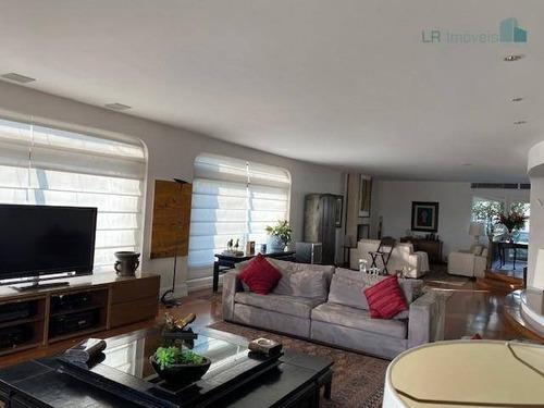 Apartamento Duplex Com 3 Dormitórios À Venda, 780 M² Por R$ 13.460.500,00 - Jardim Paulista - São Paulo/sp - Ad0110