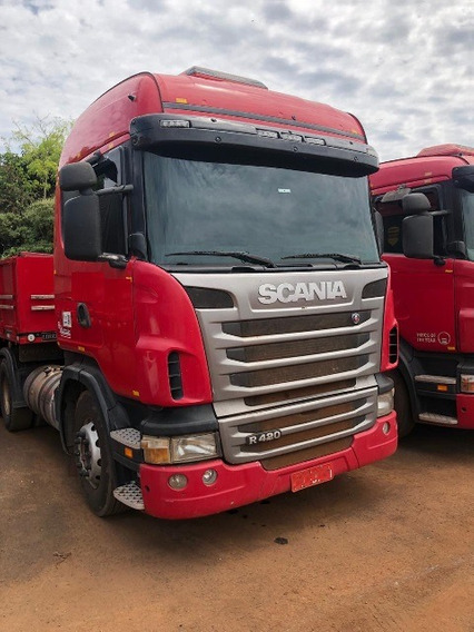 5 Scanias Highline 440 6x2 Ano 2012 (oportunidade)
