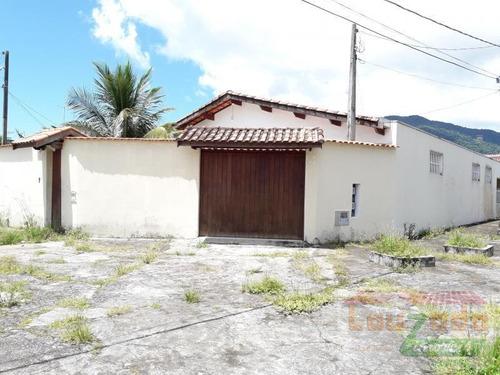 Imagem 1 de 13 de Casa Para Venda Em Peruíbe, Jardim Brasil, 3 Dormitórios, 1 Suíte, 1 Banheiro, 6 Vagas - 1489_2-672797