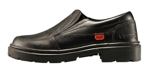 Calzados Escolares Kickers - Modelo Kipp Color Negro
