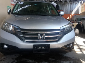 Honda Cr-v 2.4 Exl Mt 2012