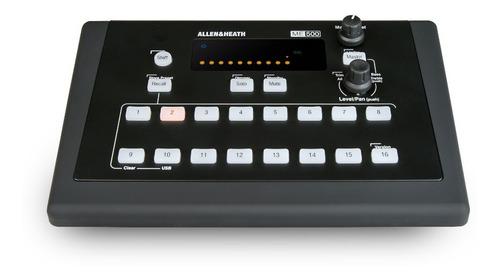 Imagen 1 de 4 de Mixer De Mezcla Para Monitoreo Personal Allen & Heath Me-500