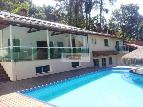Chácara Residencial À Venda, Alvarenga, São Bernardo Do Campo. - Ch0029