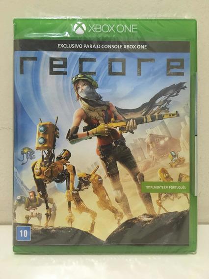 Recore Microsoft Xbox One Novo Lacrado