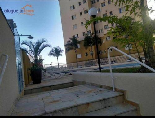 Apartamento À Venda, 78 M² Por R$ 446.000,00 - Jardim Apolo - São José Dos Campos/sp - Ap11032