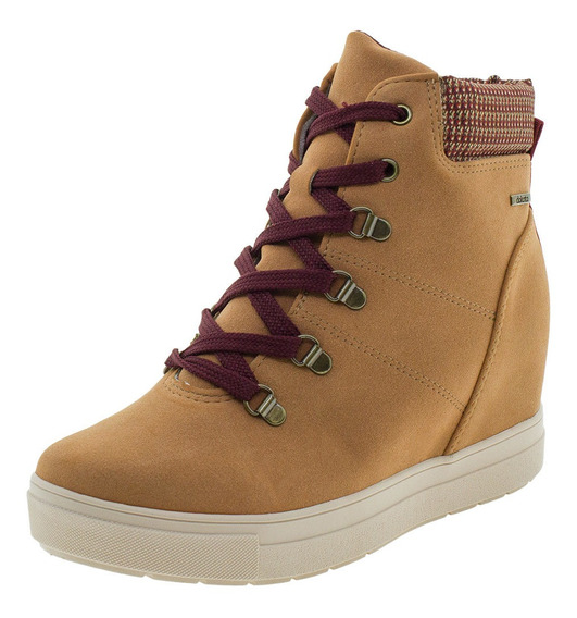 Tênis Feminino Sneaker Dakota - G0791 Camel