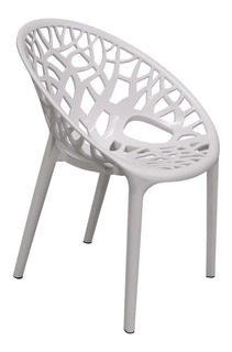 Silla Bassi Diseñador Philippe Starck